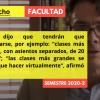 """¿Próximo semestre será virtual para Uniandes?: Gaviria comienza a """"especular"""""""