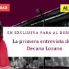 En Exclusiva para Al Derecho: La primera entrevista de la Decana Lozano